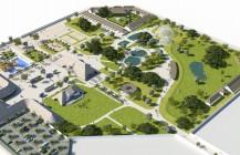 Omuthiya Park Design